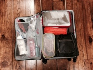 Packing cubes are essential to keeping your bag organized